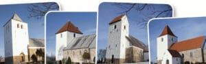 Lødderup kirke m.fl