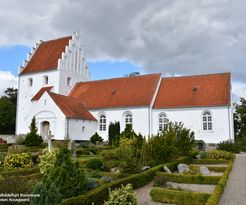Udby kirke. Foto Kristen Kousgaard